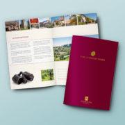 Cardstock Brochure